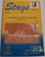 Mansfield Town 1990's