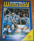 Sheffield Wednesday 1980's