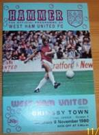 West Ham United 1980's
