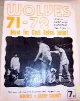 Wolves 1971/72