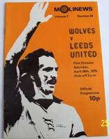 Wolves 1974/75