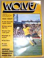 Wolves 1979/80