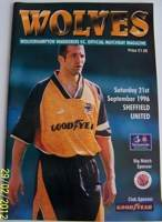 Wolves 1996/97