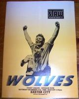 Wolves 1986/87