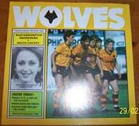 Wolves 1984/85
