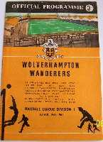 Wolves 1960/61
