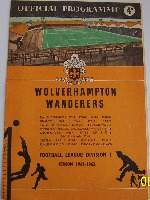 Wolves 1961/62