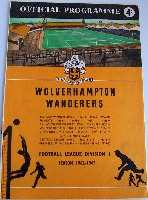 Wolves 1962/63