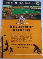 Wolves 1963/64