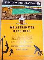 Wolves 1964/65