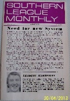 Southern League / Non League Monthly