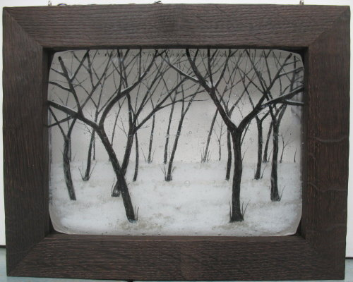 White Winter     32cm x 26cm