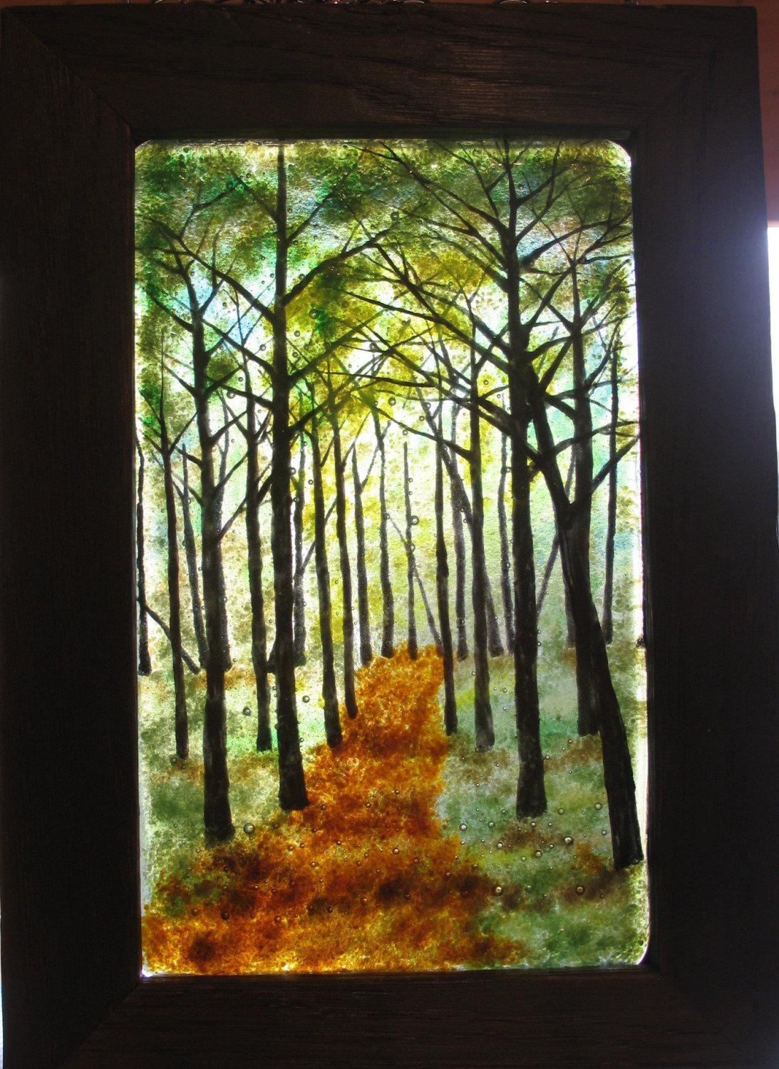 Through The Woods   28.5cm x 20cm