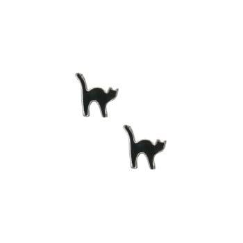 SCAREDY CAT EARRINGS