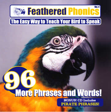 FEATHERED PHONICS ANOTHER 96 WORDS AND PHRASES CD VOL 4