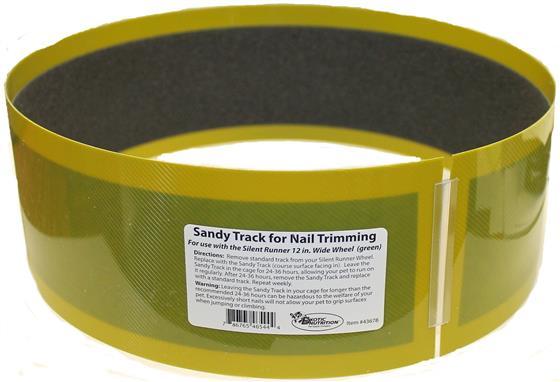 SILENT RUNNER (WIDE) - SANDY TRACK