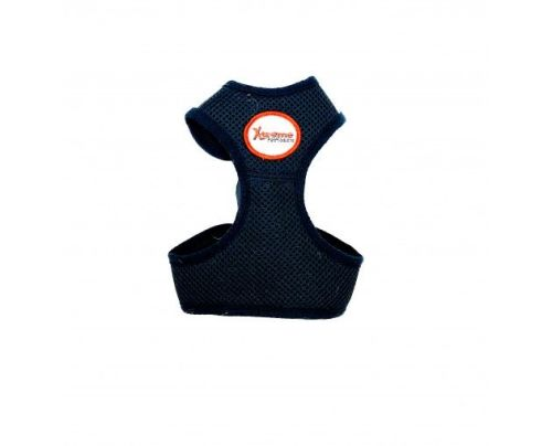 BLACK COMFORT SAFETY HARNESS (EXTRA EXTRA LARGE)