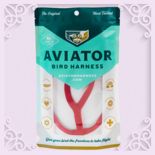 BIRD HARNESS (EXTRA EXTRA LARGE)