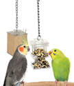 HIDE AWAY BOX FEEDER