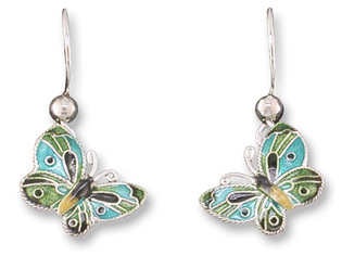 LITTLE BUTTERFLY EARRINGS