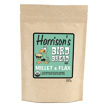 HARRISONS MILLET AND FLAX BIRD BREAD MIX
