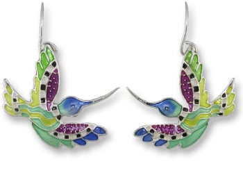 HUMMINGBIRD RADIANCE EARRINGS
