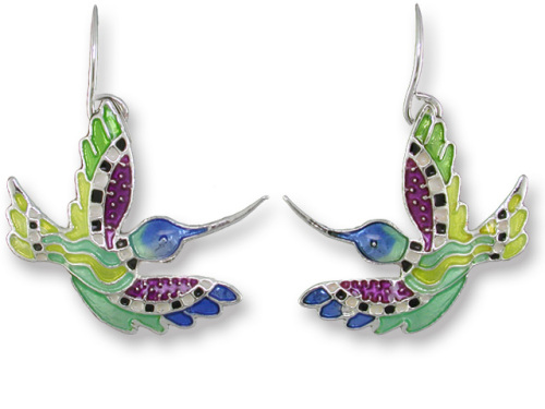 HUMMINGBIRD RADIANCE EARRINGS