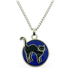 MOOD CHANGING CAT NECKLACE
