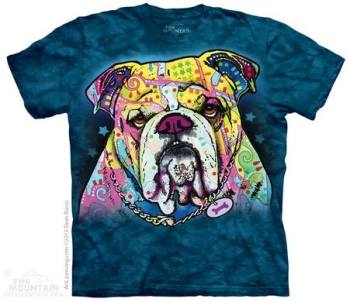 COLOURFUL BULLDOG