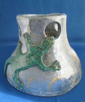 Lizard vessel