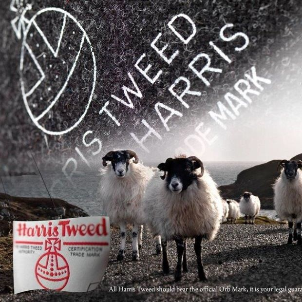 Harris Tweed Sofas, Chairs and Beds