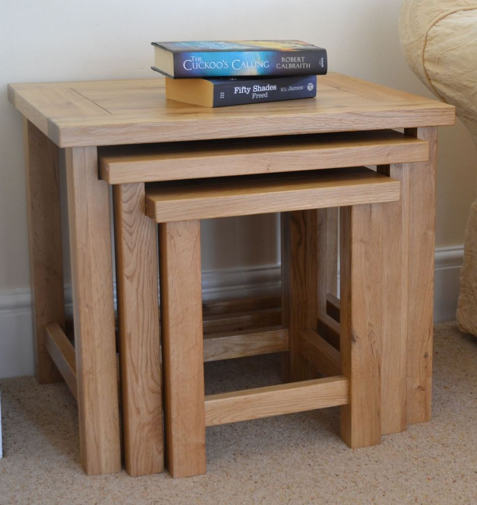 Hampton Abbey Nest of Tables