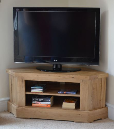 Hampton Abbey Corner TV Unit