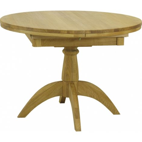 Windsor Single Pedestal Flip Top Table