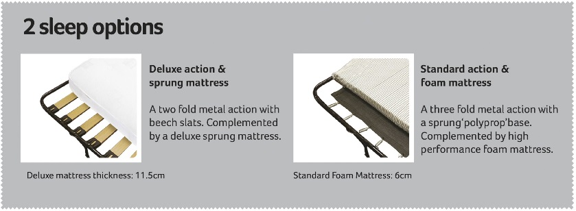 mattress option