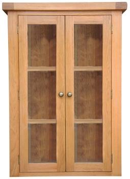 Heritage Oak Small Dresser Top