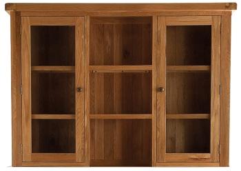 Heritage Oak Large Dresser Top