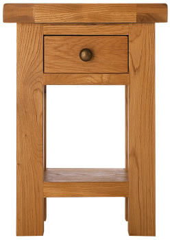 Heritage Oak Side Table