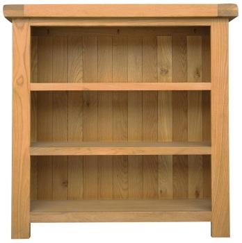 Heritage Oak Small Bookcase