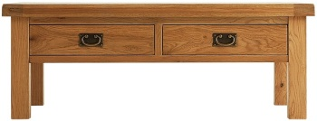 Heritage Oak Large Coffee Table