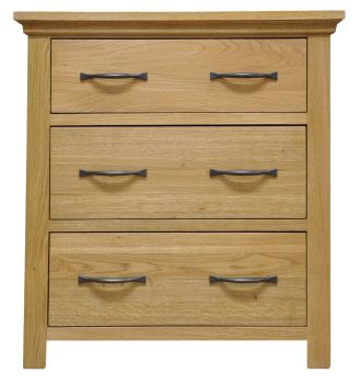 Woodbridge 3 Drawer Chest