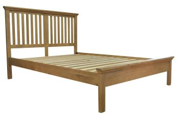 "Wiltshire 4'6"" Double Bed"