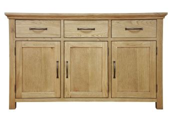 Woodbridge 3 Door Sideboard