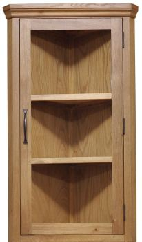 Woodbridge Corner Cupboard Top