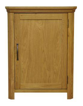 Woodbridge Corner Cupboard