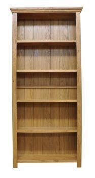 Woodbridge Large Wide Bookcase