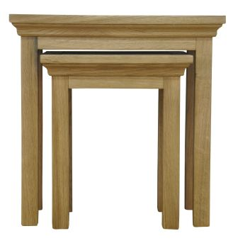 Wiltshire Nest of 2 Tables