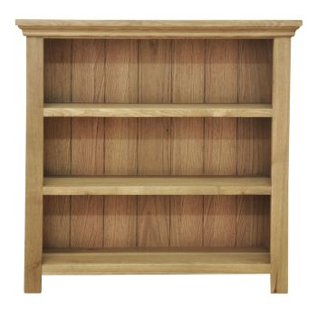 Woodbridge Small Wide Bookcase