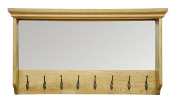 Wiltshire Large Glazed Coat Rack