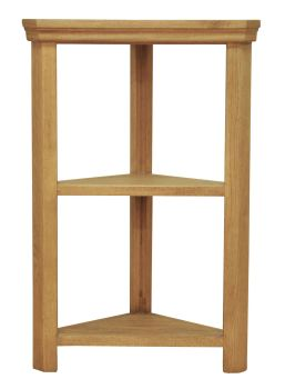 Wiltshire Corner Shelf Unit